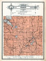 Marion Township, Waushara County 1914